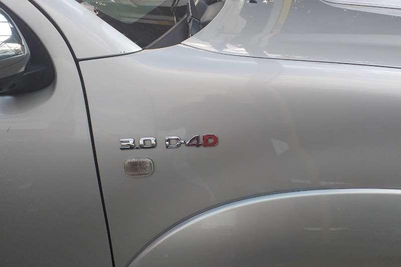 Toyota Fortuner 3.0D 4D 2007