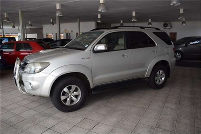 Toyota Fortuner 3.0D-4D 2007