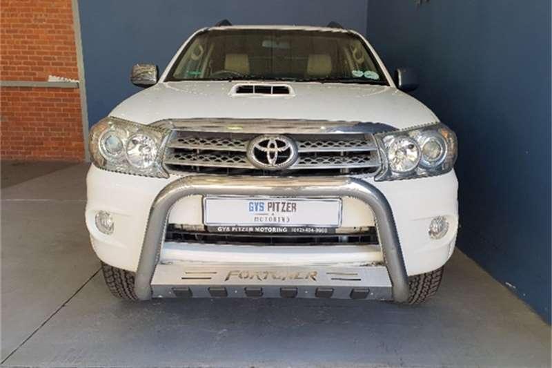 Toyota Fortuner 3.0D-4D 2009