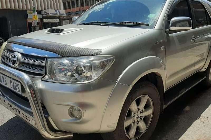 Toyota Fortuner 3.0D 4D 2009
