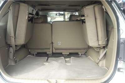 2009 Toyota Fortuner Fortuner 3.0D-4D
