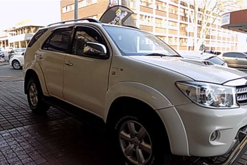 Used 2009 Toyota Fortuner 3.0D 4D