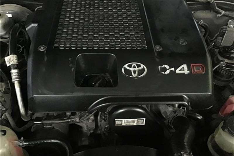Toyota Fortuner 3.0D-4D 2010