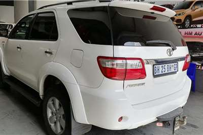 2011 Toyota Fortuner Fortuner 3.0D-4D