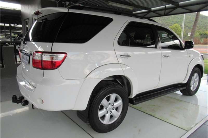 Used 2011 Toyota Fortuner 3.0D 4D