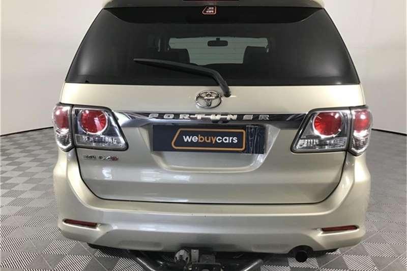 Toyota Fortuner 3.0D-4D 2012