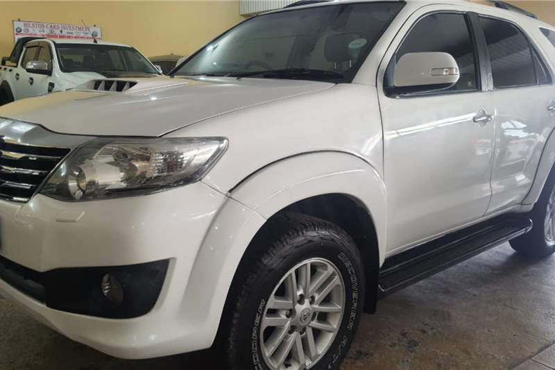 Used 2012 Toyota Fortuner 3.0D 4D