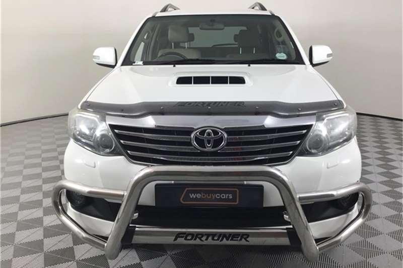 Toyota Fortuner 3.0D-4D 2013