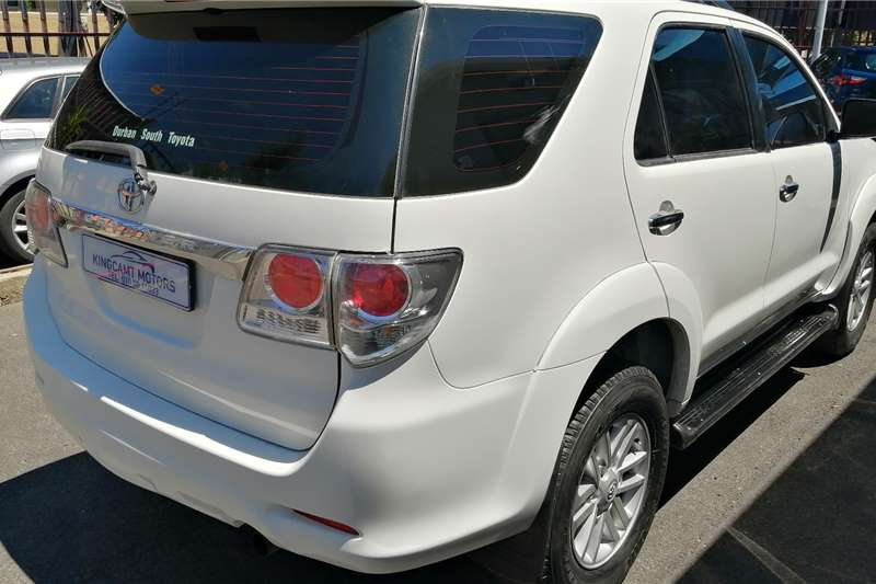 Used 2013 Toyota Fortuner 3.0D 4D
