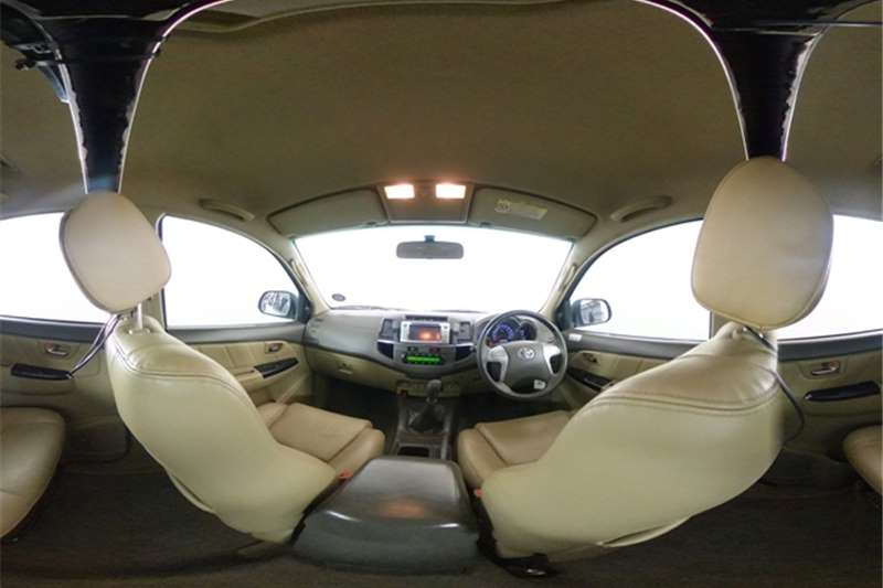 2013 Toyota Fortuner Fortuner 3.0D-4D