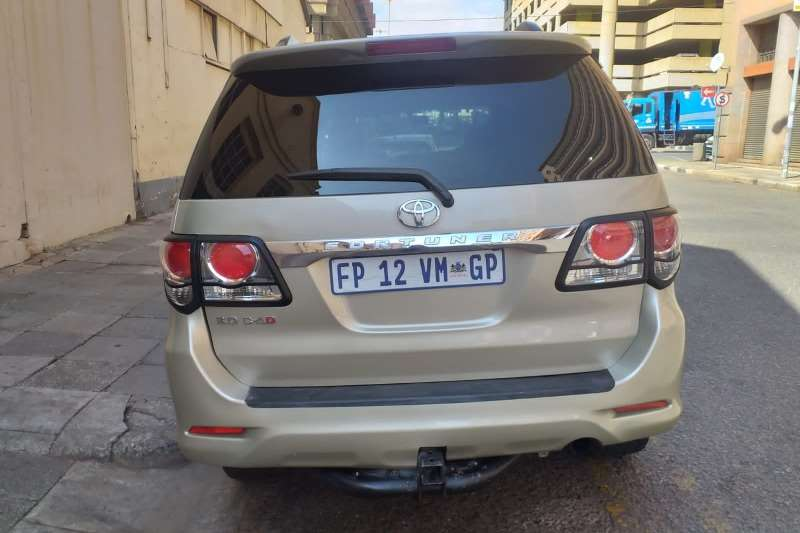 Used 2014 Toyota Fortuner 3.0D 4D