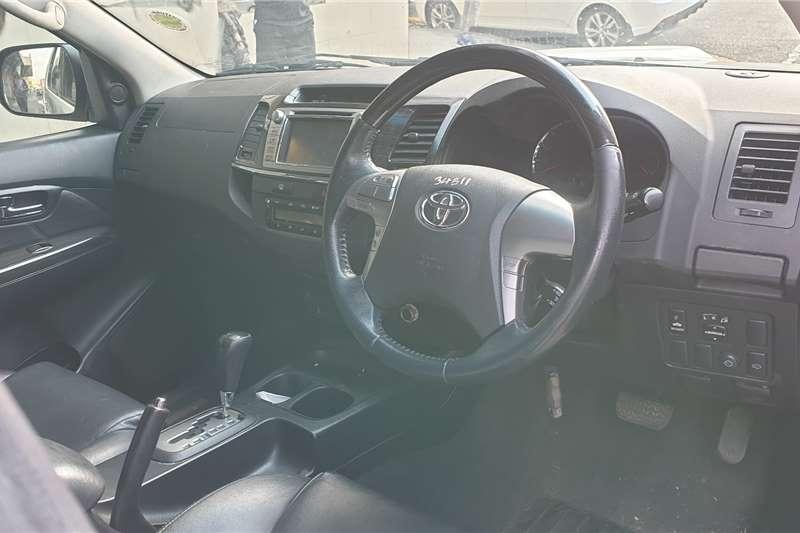 Toyota Fortuner 3.0D 4D 2014