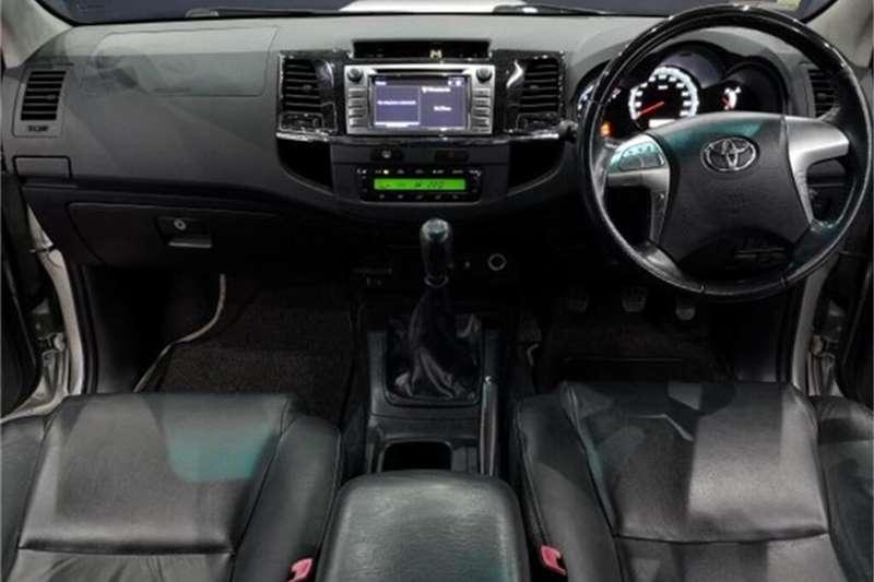 2014 Toyota Fortuner Fortuner 3.0D-4D