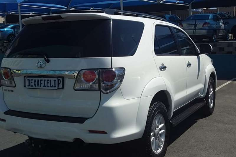 Used 2015 Toyota Fortuner 3.0D 4D