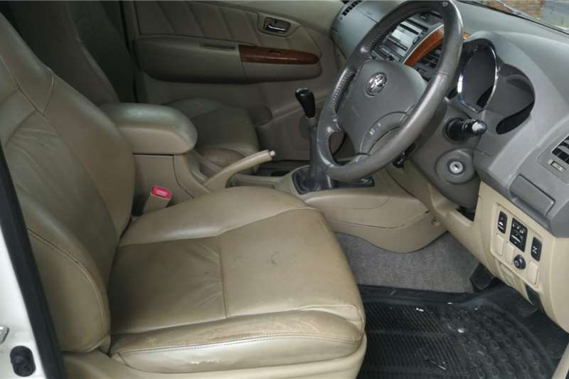 Used 2010 Toyota Fortuner