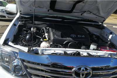 Used 2012 Toyota Fortuner