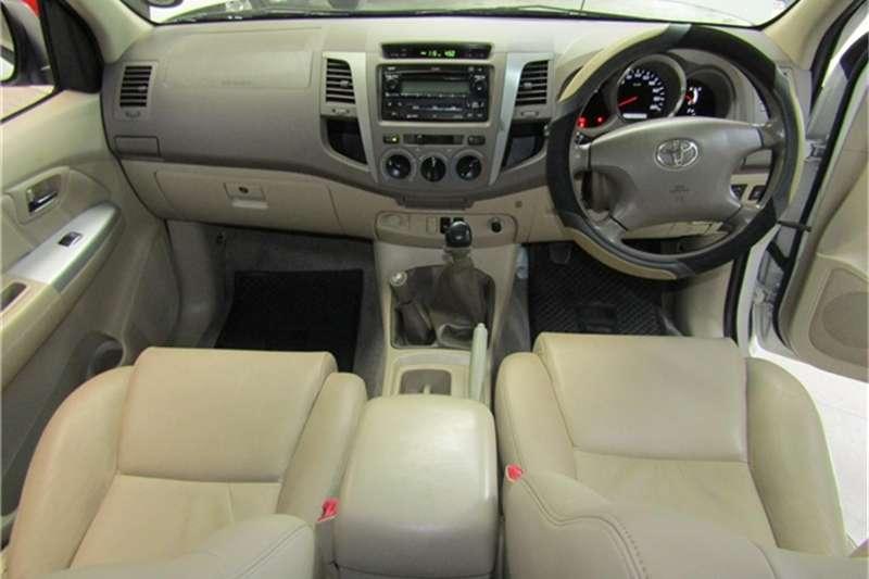 Toyota Fortuner 3.0D-4D 4x4 2007