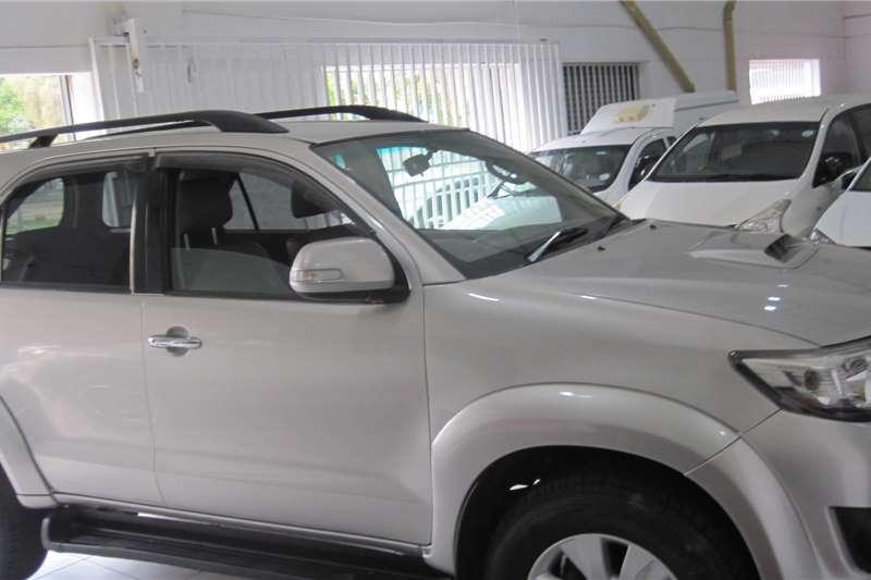 Toyota Fortuner 3.0D 4D 4x4 2007