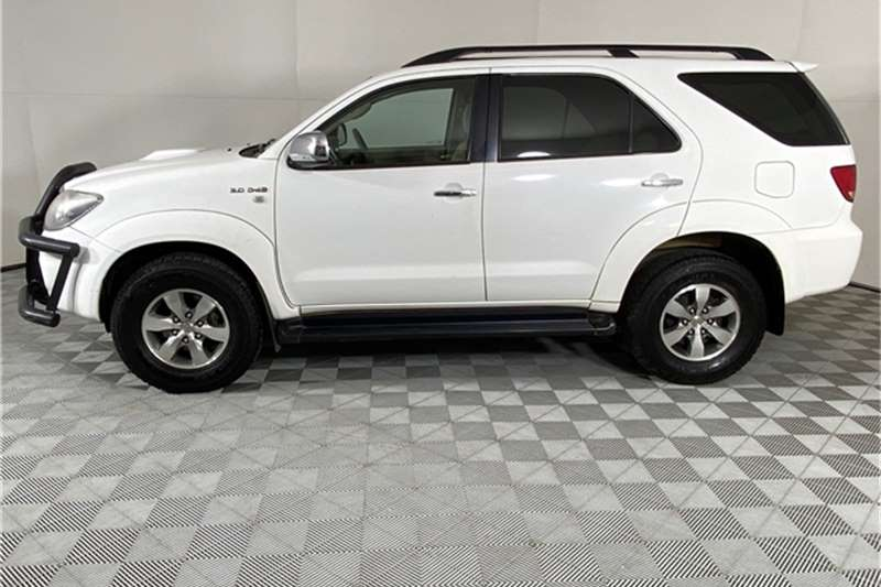 Used 2007 Toyota Fortuner 3.0D 4D 4x4