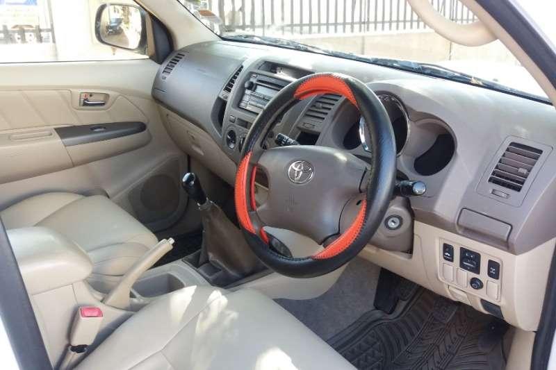 Toyota Fortuner 3.0D-4D 4x4 2008