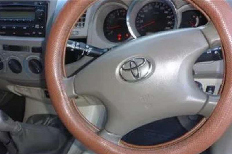 Toyota Fortuner 3.0D 4D 4x4 2008