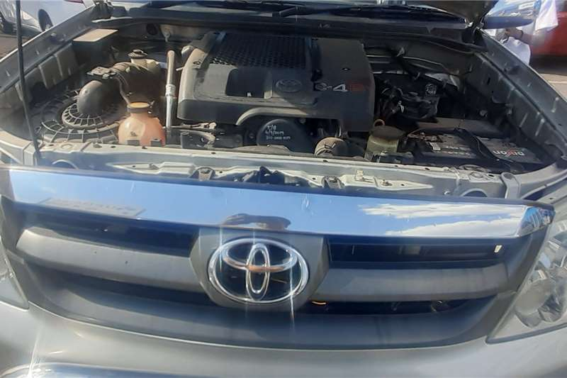 Used 2008 Toyota Fortuner 3.0D 4D 4x4