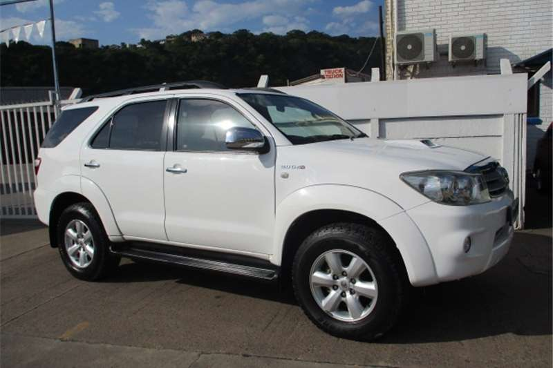 toyota fortuner for sale in kwazulu