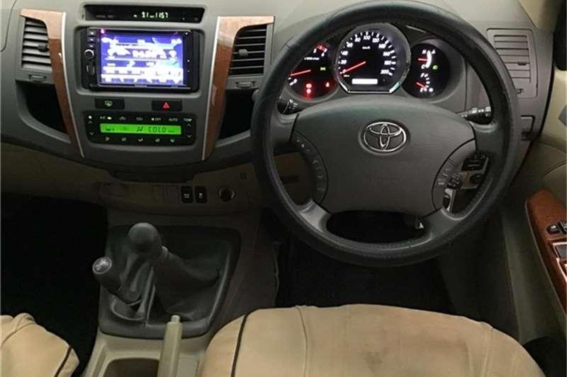Toyota Fortuner 3.0D-4D 4x4 2009