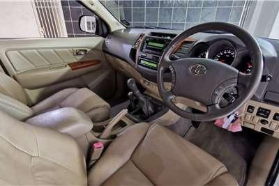 2009 Toyota Fortuner Fortuner 3.0D-4D 4x4