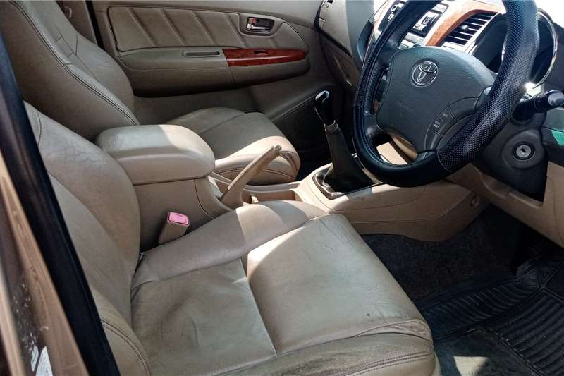 Used 2009 Toyota Fortuner 3.0D 4D 4x4