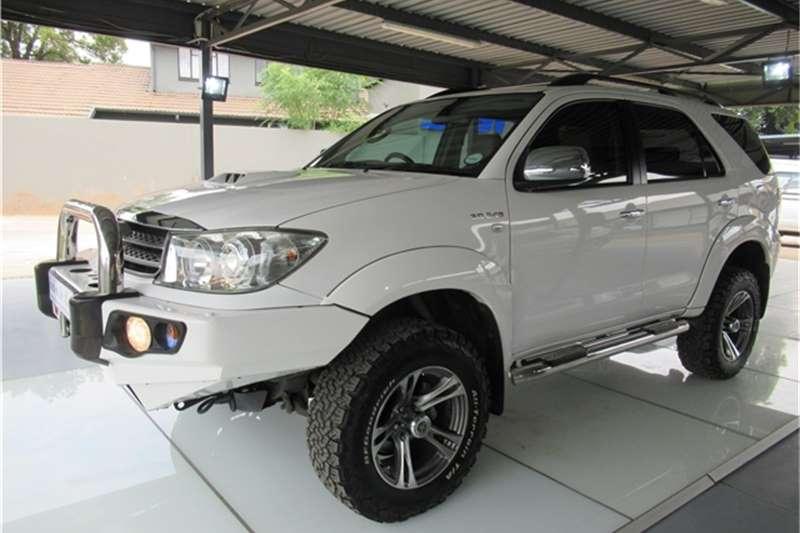 Toyota Fortuner 3.0D 4D 4x4 2010