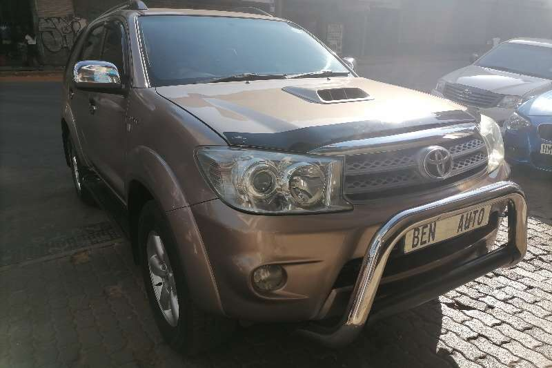 Used 2010 Toyota Fortuner 3.0D 4D 4x4