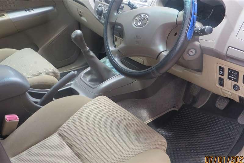 2011 Toyota Fortuner Fortuner 3.0D-4D 4x4