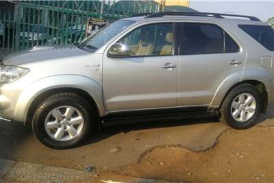 Used 2011 Toyota Fortuner 3.0D 4D 4x4