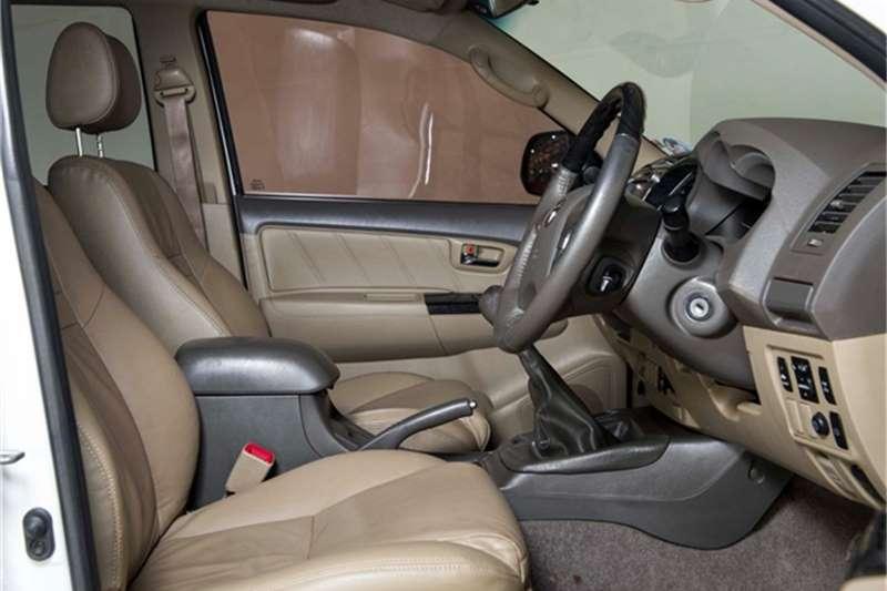 Toyota Fortuner 3.0D-4D 4x4 2011