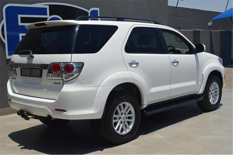 Toyota Fortuner 3.0D-4D 4x4 2012