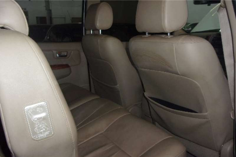 Used 2012 Toyota Fortuner 3.0D 4D 4x4