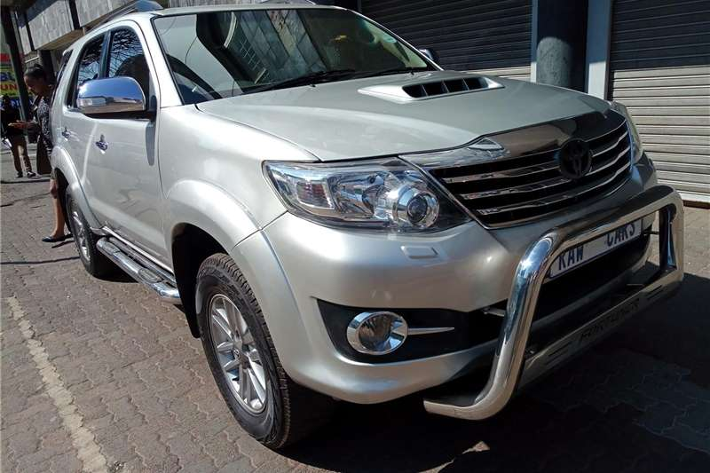 toyota fortuner cars for sale in south africa priced