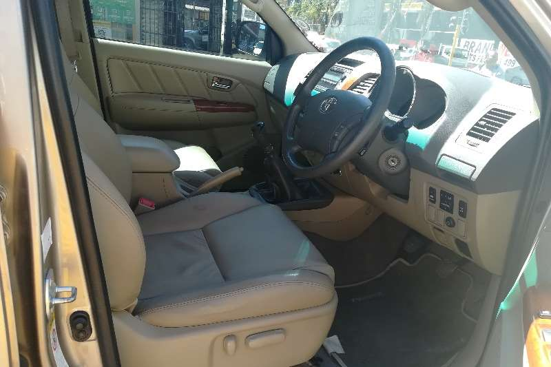 Used 2013 Toyota Fortuner 3.0D 4D 4x4