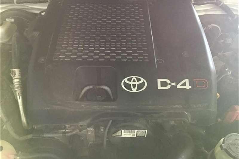 Toyota Fortuner 3.0D-4D 4x4 2014