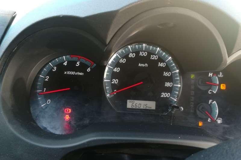 Toyota Fortuner 3.0D 4D 4x4 2015