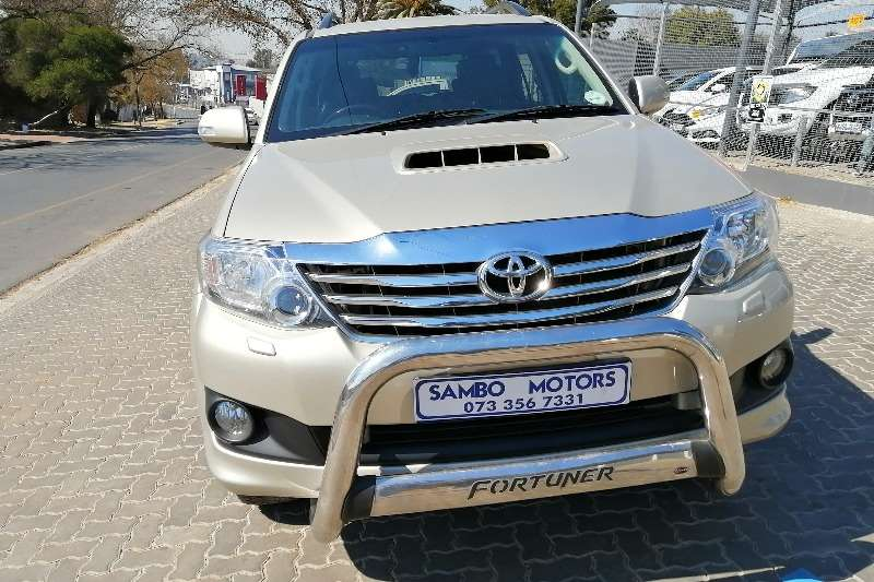 Used 2015 Toyota Fortuner 3.0D 4D 4x4