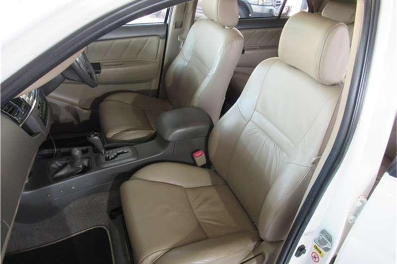 Toyota Fortuner 3.0D-4D 4x4 auto 2011