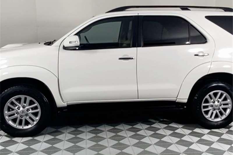 2012 Toyota Fortuner Fortuner 3.0D-4D 4x4 auto
