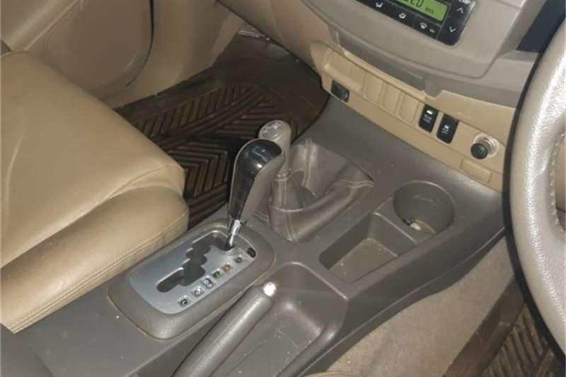 Toyota Fortuner 3.0D-4D 4x4 auto 2013