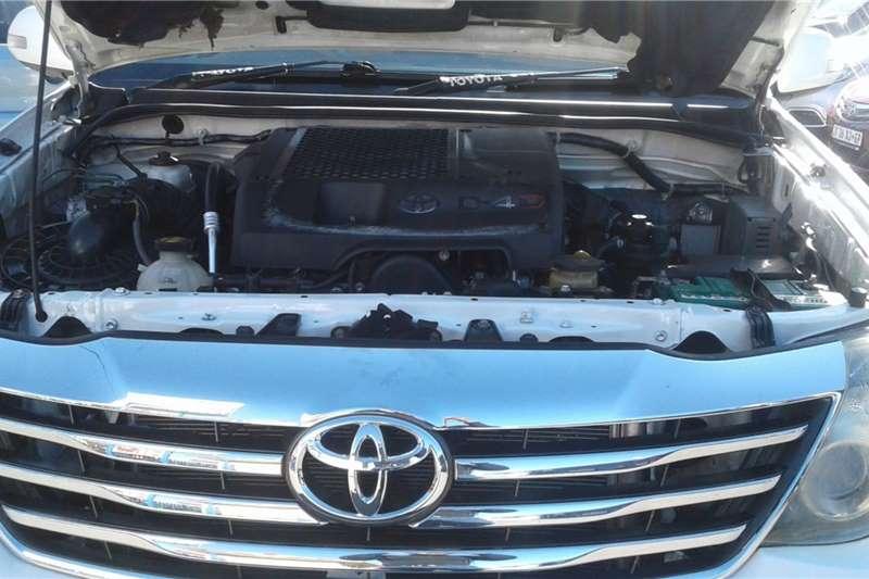 2013 Toyota Fortuner Fortuner 3.0D-4D 4x4 auto