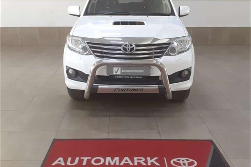 Toyota Fortuner 3.0D 4D 4x4 auto 2014