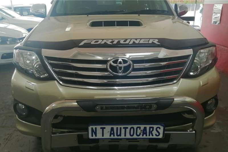 Used 2014 Toyota Fortuner 3.0D 4D 4x4 auto