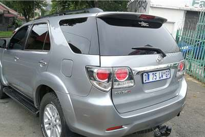 Used 2015 Toyota Fortuner 3.0D 4D 4x4 auto