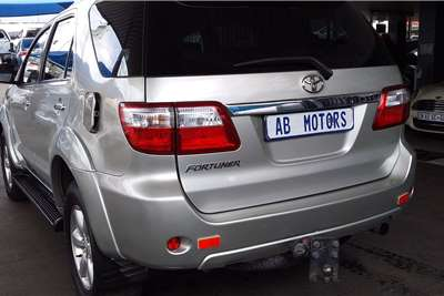 Used 2011 Toyota Fortuner 3.0D 4D 4x4 automatic